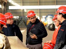 秘鲁客户验收2.7×3米球磨机1