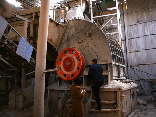 荥阳时产1000吨石灰石生产线