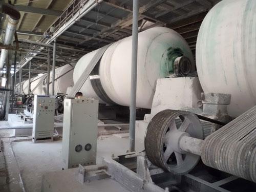 威德邦瓷业有限公司陶瓷球磨机_烧成窑设备案例