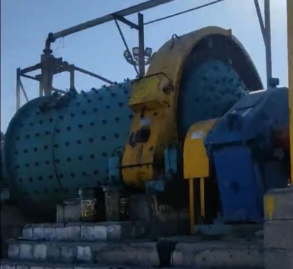 土耳其年产50万吨选铁矿生产线/