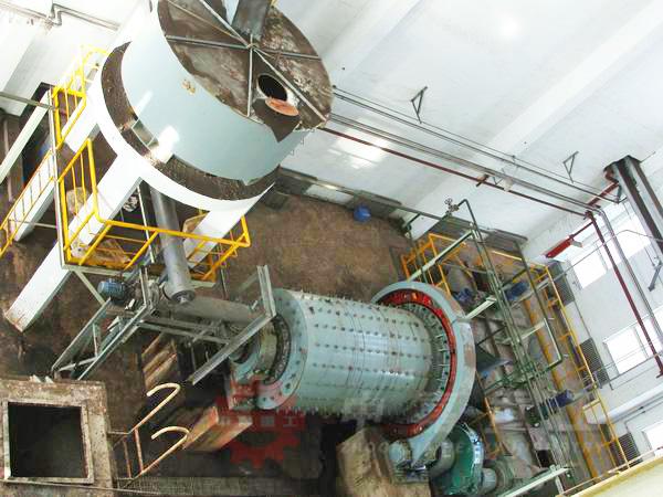 水煤浆生产线1