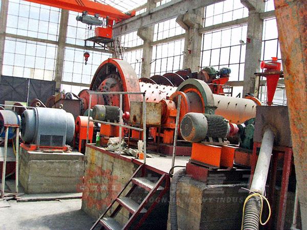 铅锌选矿工艺方案
