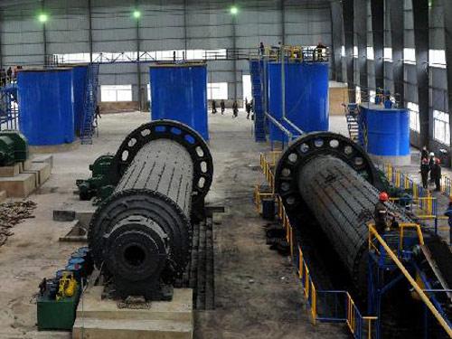 水煤浆生产线2