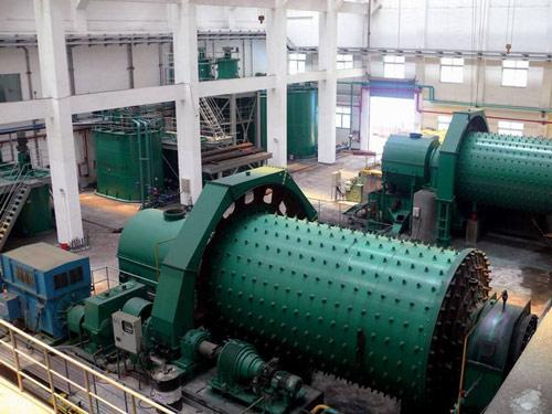 水煤浆生产线5