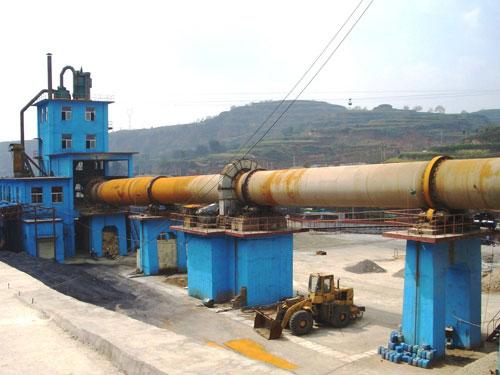 氧化铝生产线